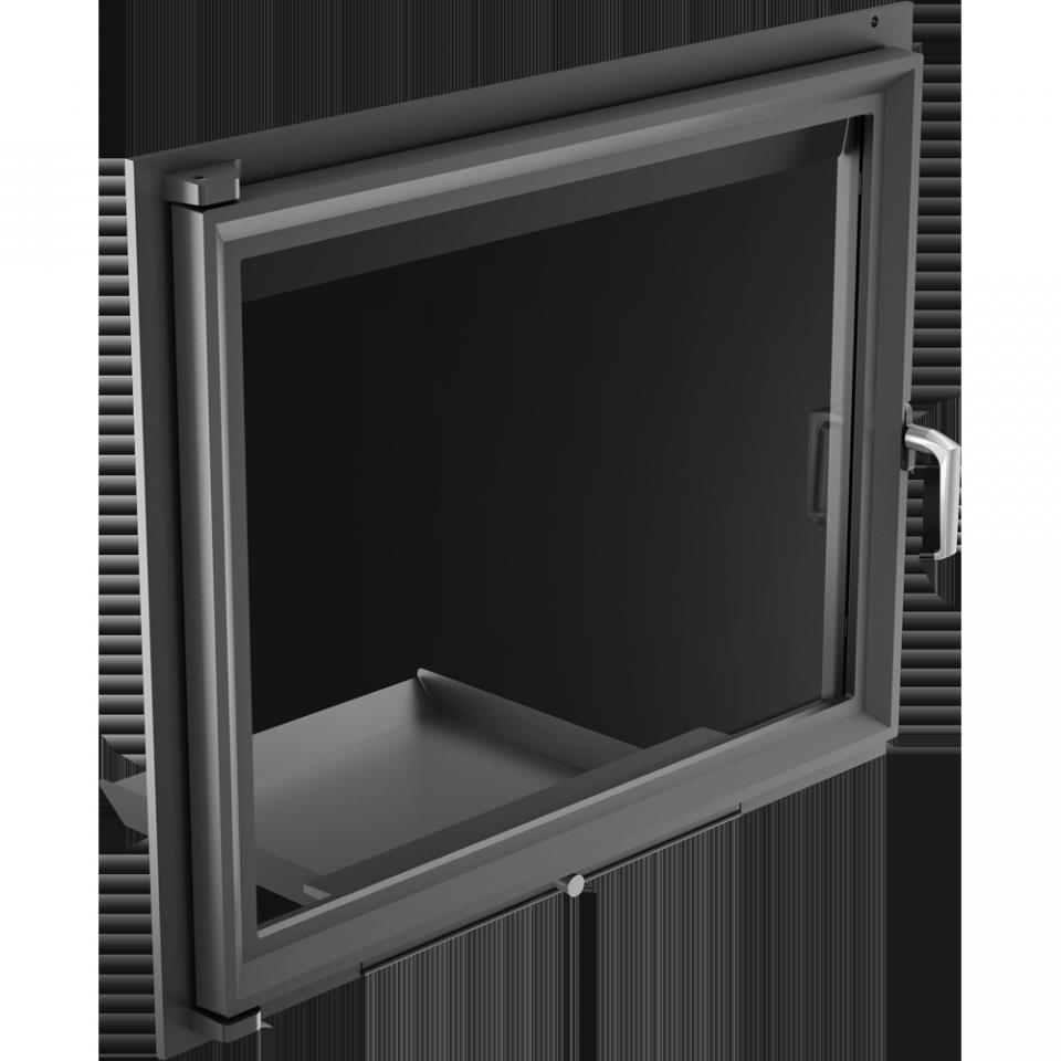 kratki24 kamint r z b f r offenen kamin steinofent r mit glas modell amelia. Black Bedroom Furniture Sets. Home Design Ideas