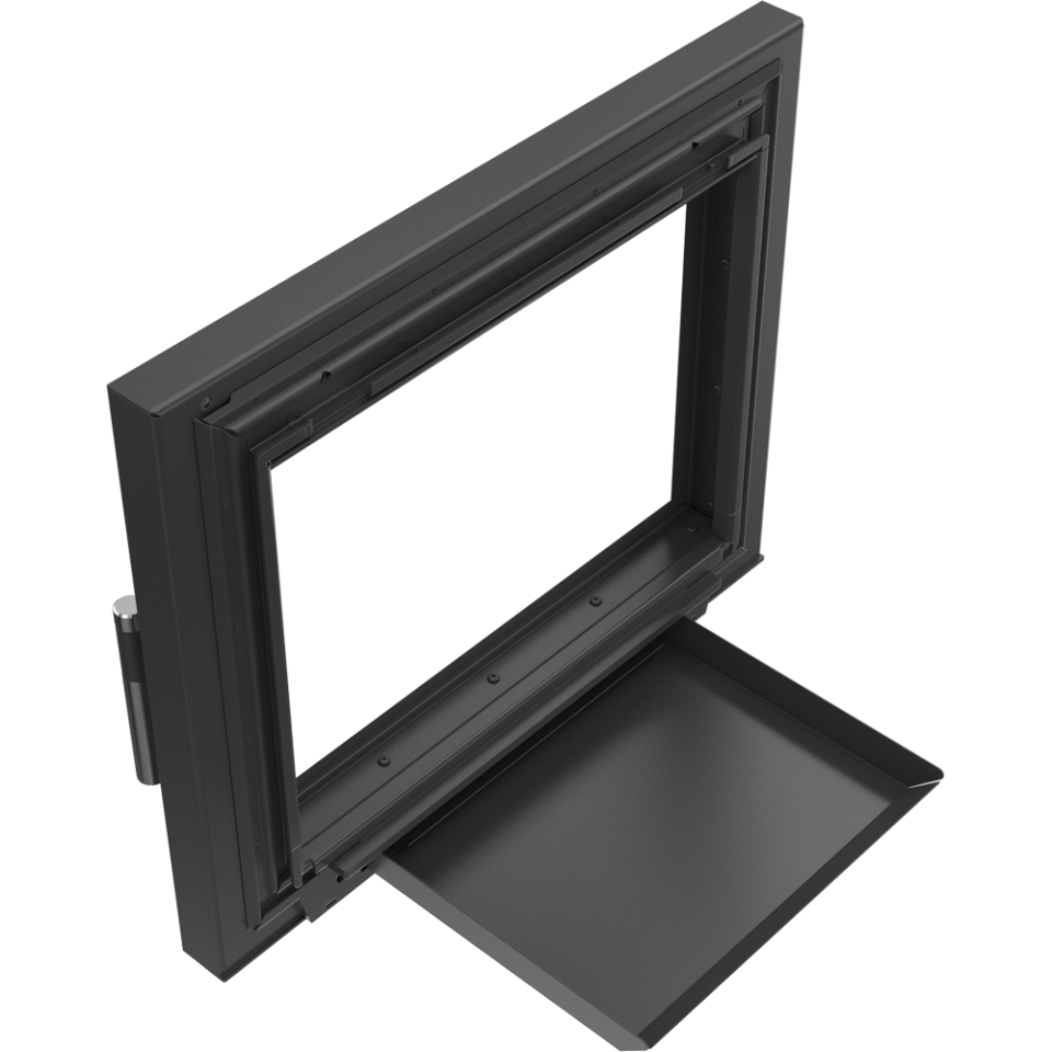 kratki24 kamint r z b f r offenen kamin steinofent r mit glas modell maja deco. Black Bedroom Furniture Sets. Home Design Ideas