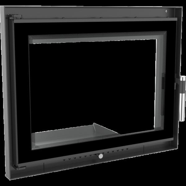 kratki24 kamint r z b f r offenen kamin steinofent r mit glas modell zuzia deco. Black Bedroom Furniture Sets. Home Design Ideas